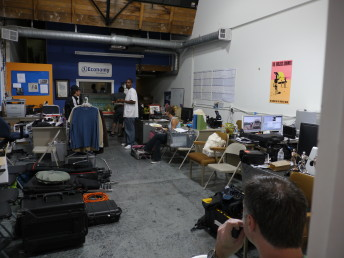 Our old production office
